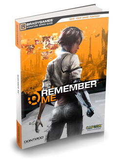 BradyGames rememberme 02
