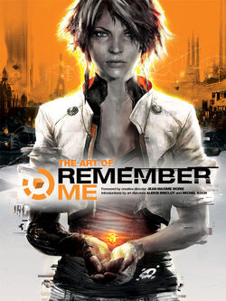 Art of Remember Me Cover