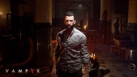 VAMPYR 1 Hour of new Gameplay