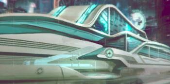 Больничный корабль