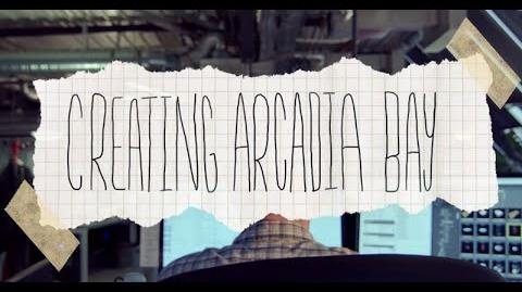 Life Is Strange Developer Diary - Creating Arcadia Bay (PEGI) (subtitles)