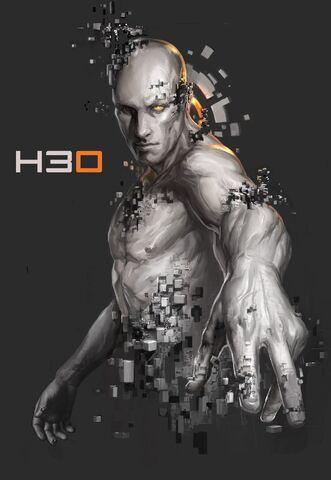 Файл:H3O Profile.jpg