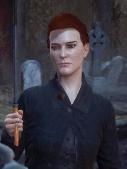 Vampyrchar elizabeth