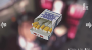 Chloe Cigarette Pack