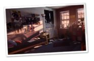 Max's Bedroom (morning time)