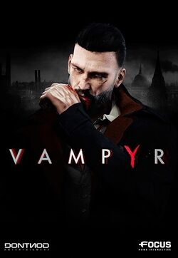 Vampyr (Static Cover Art)