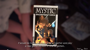 Max Mystic Trading Cards