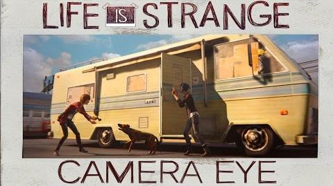 Life is Strange Episode 3 All Optional Photos, Camera Eye (Achievement Trophy)