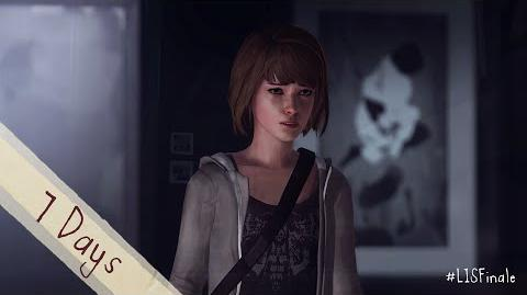 Life is Strange Finale - Storm Hits In 7 Days - Teaser 4