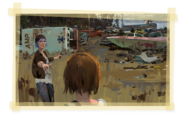 Chloe and Max Junkyard concept
