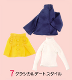 Petite Mode - Winter Clothing - 7-2