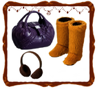 Petite Mode - Shoes & Bag Collection - 6