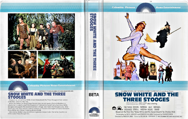 File:Snow White and the Three Stooges 1979 BETA Betamax (No VHS) Cover Art (CPHE Columbia Pictures Home Entertainment Clamshell).png