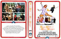 ' Snow White and the Three Stooges 1980 BETA Betamax (No VHS) Cover Art (2)