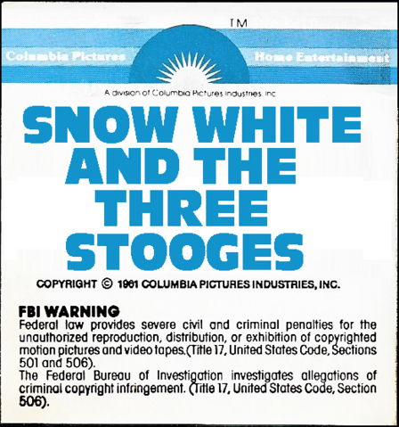 File:Snow White and the Three Stooges 1979 sticker label 1B.png