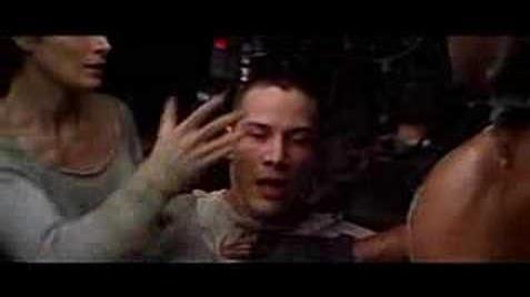 The Matrix Trailer