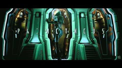 Prometheus - Official Trailer TRUE HD
