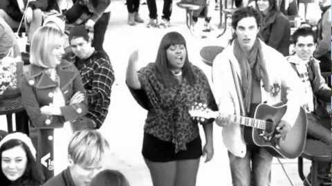 Glee Mash-Up (Stereo Hearts vs Empire State Of Mind) (Stereo State Of Mind)