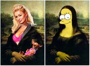 Different-versions-of-the-mona-lisa