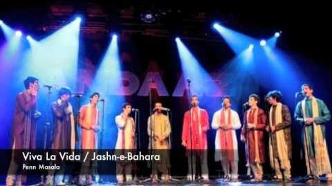 Penn Masala - Viva La Vida Jashn-e-Bahara