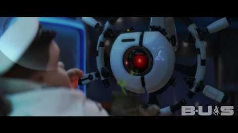 Watchmen & WALL-E Mashup Trailer - 720p HD
