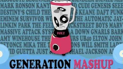 Mashup-Germany - I Love The Way You Mix (Lie)