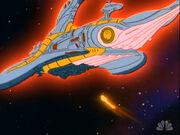 Waill spaceship