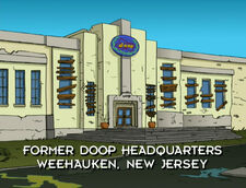 Old DOOP Headquarters