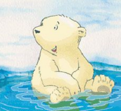 Lars the Polar Bear
