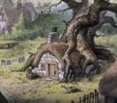 The Rabbits' Small Cottage