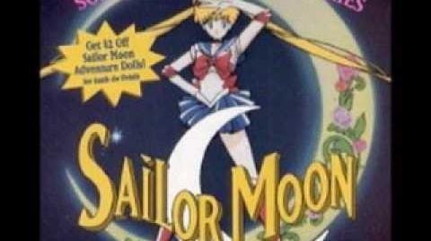SAILOR MOON OST. TRACK 1 Sailor Moon Theme