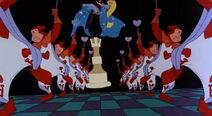 The Card Soldiers (Dragon's Lair)