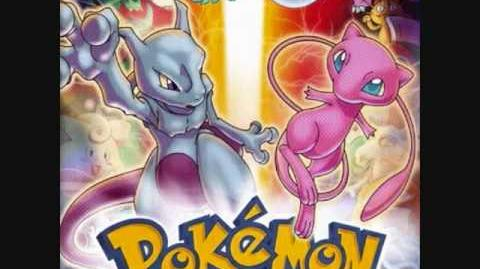 Catch Me If You Can - Angela Via - Pokemon the First Movie
