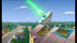 Weather-Altering Laser