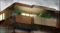Makoto's Apartment