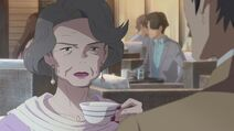 Suga Keisuke's mother-in-law