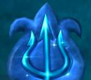 Crystal Trident