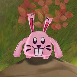 Thief bunny crop