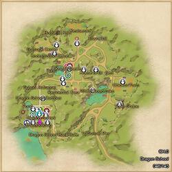 Fortville map