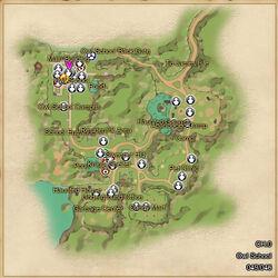 Hillville map