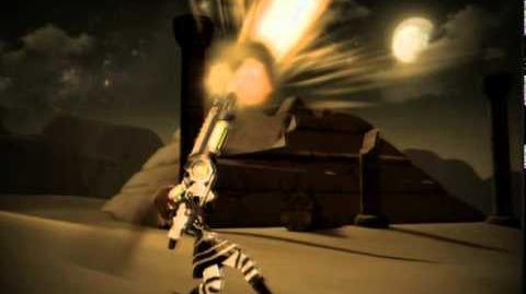 Remnant Knights - Free MMORPG from GameSamba - Gunner Teaser