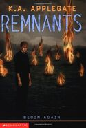 Remnants 14 Begin Again cover