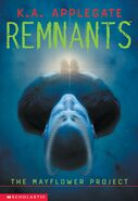 Remnants 1 The Mayflower Project cover