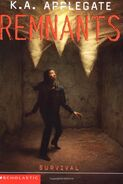Remnants 13 Survival cover