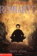 Remnants 11 Dream Storm cover
