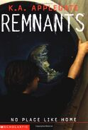 Remnants 9 No Place Like Home cover