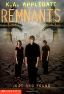 Remnants 10 Lost and Found cover