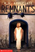 Remnants 8 Mother May I cover