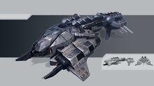 Human Ship 3