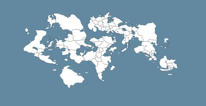 Blank RoE map